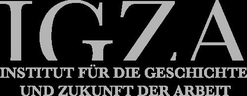 IGZA – Institut für die Geschichte und Zukunft der Arbeit